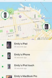 Además pueden agregar diversos dispositivos de Apple. Foto:Apple