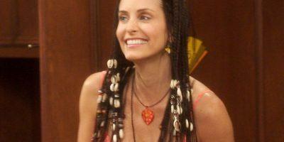 Mónica, hacendosa pero obsesiva con el orden. Foto:NBC