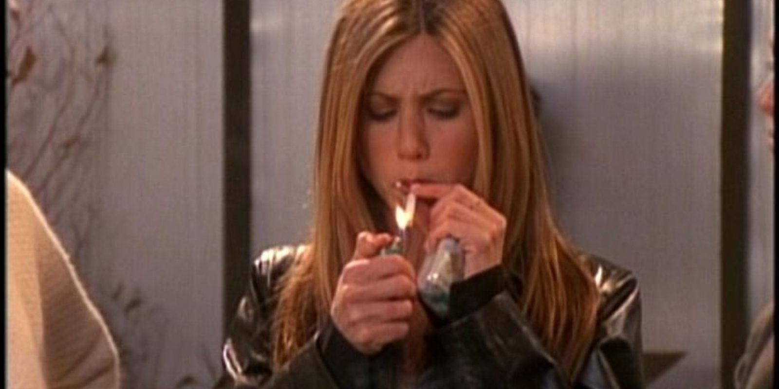 Rachel, malcriada pero de buen corazón. Foto:NBC