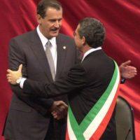 Gobernó a México de 1994 a 2000 Foto:Getty Images