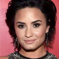 """Demi fue la más sorprendida con esta muestra de apoyo, pues tuiteó: """"Consigue llevar algo hasta el Capitolio o habla de verdad sobre algo importante y entonces me sentiré impresionada"""". Foto:Getty Images"""