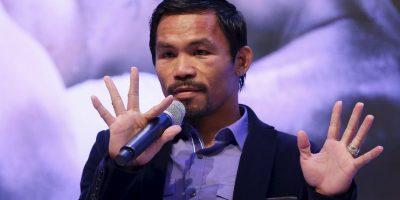 ¿Cuál será la respuesta de Manny? Foto:Getty Images