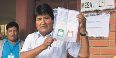Bolivia: una nueva derrota de las ansias de más poder