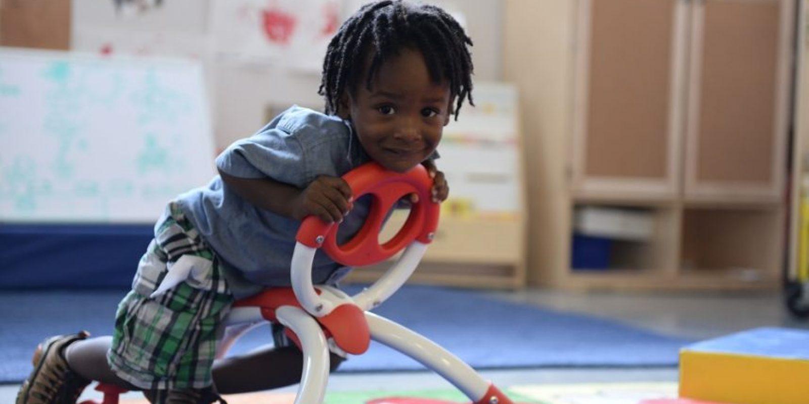 Los padres deben fomentar la seguridad e independencia en sus hijos. Foto:Fuente Externa
