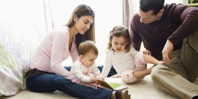 No se trata de ser padres perfectos sino de hacer lo que es mejor para sus hijos. Foto:Fuente Externa