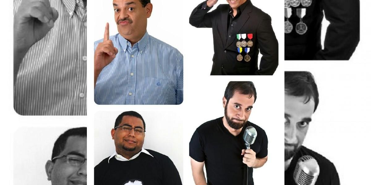 "Ya casi llega el show de humor ""El Club de la Risa"""