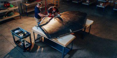 Mide 18 pies de ancho (unos 5.4 metros). Foto:Vía facebook.com/zuck