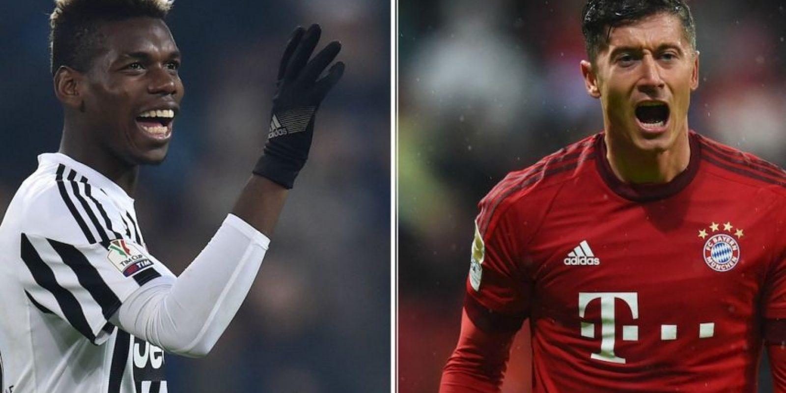 Juventus vs. Bayern Múnich Foto:Getty Images