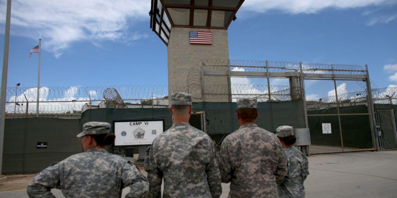 Este centro forma parte de los que tiene Estados Unidos en el exterior. Foto:Getty Images