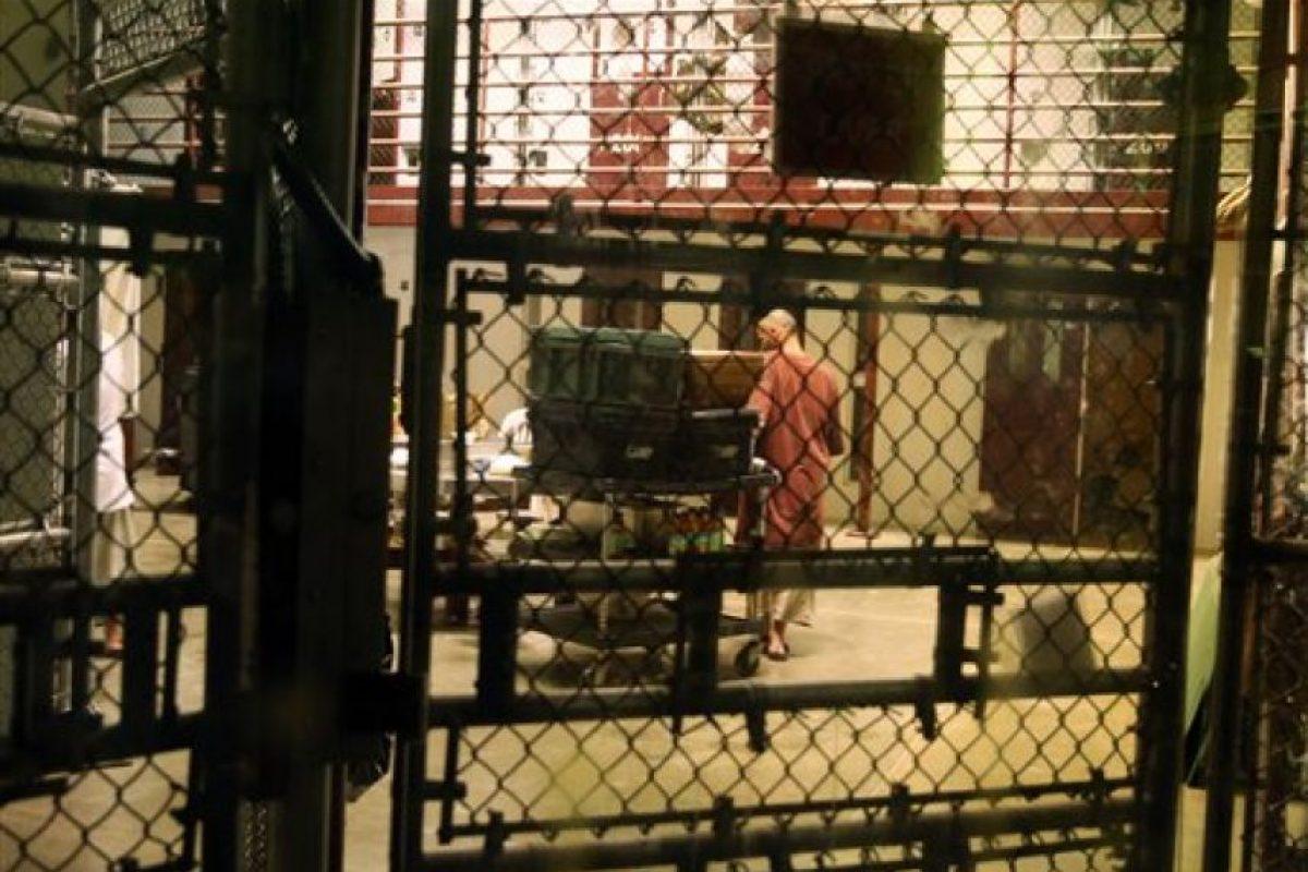 El lugar llegó a tener más de 600 presos. Foto:AP