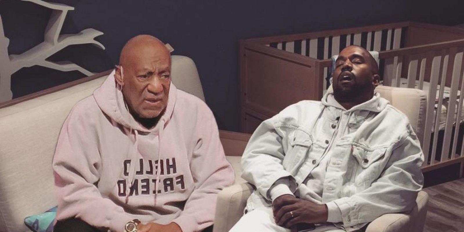 """De su """"defensa"""" hacia Bill Cosby, acusado de violación a menores Foto:Imgur / Reddit"""