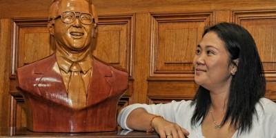 Perú: Keiko sigue líder en encuestas presidenciales