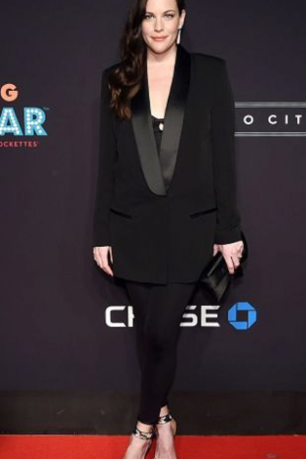 Ha sido imagen de Givenchy. Foto:vía Getty Images