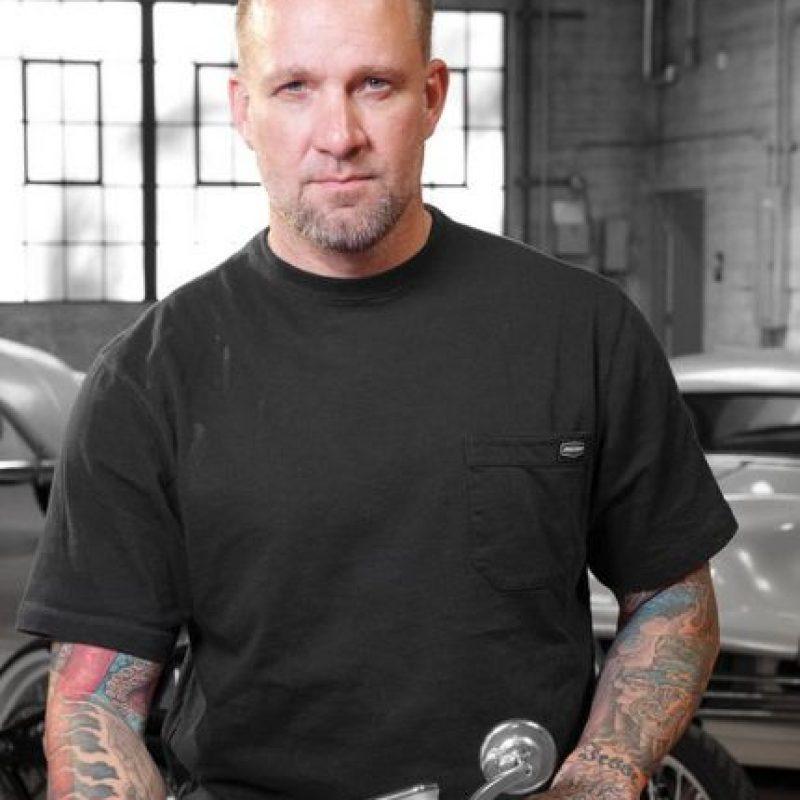 """Jesse James. Fundador de West Coast Choppers, publicó un mensaje en Facebook de apoyo en enero a su antiguo jefe en """"Celebrity Apprentice"""". Foto:Vía otorcycle-usa.com"""