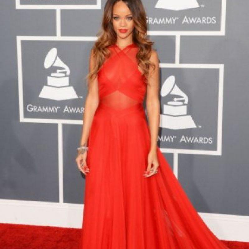 Es famosa por su eclectiscismo. Ha colaborado con Jay- Z, Ne-Yo, Kanye West, Shakira y Paul McCartney, entre otros artistas. Foto:vía Getty Images