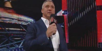 Shane tiene 46 años Foto:WWE