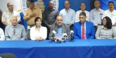 PRM acusa Peralta de tráfico influencias en importación productos agropecuarios