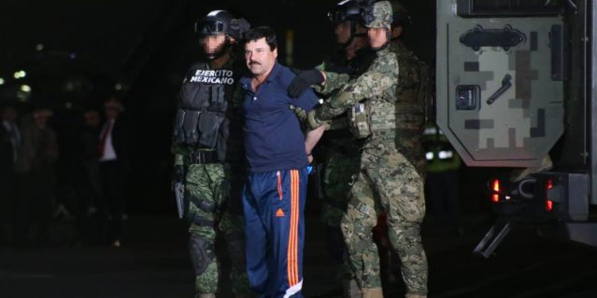 """""""El Chapo"""" se queja de que no lo dejan dormir"""