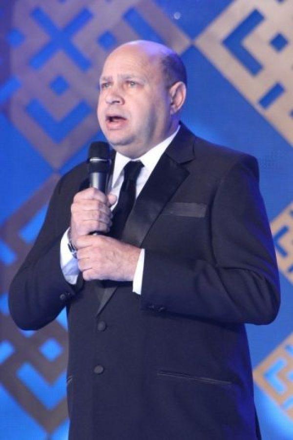 Jorge Ramos C., presidente de Acroarte.