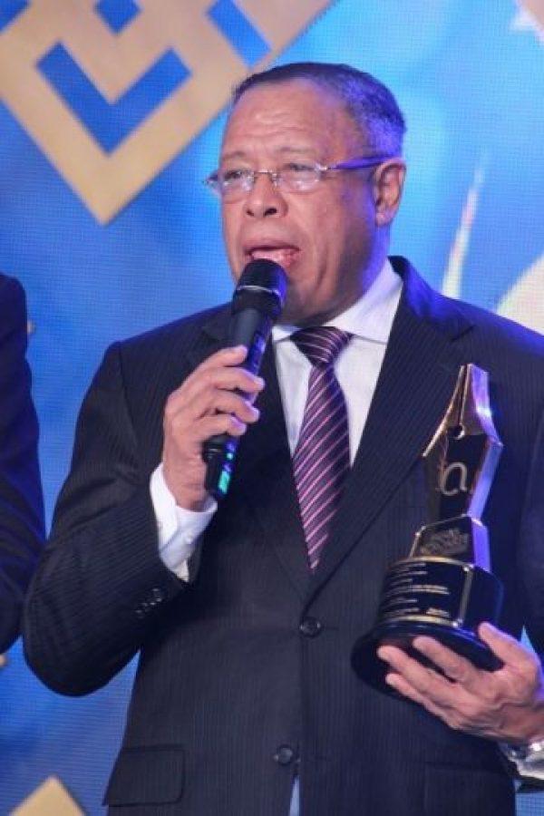 Joseph Cáceres agradeció la distinción.