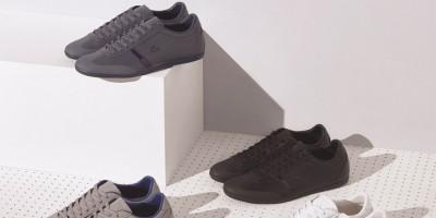 Elegancia deportiva presentan colección de Lacoste Footwear
