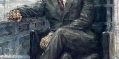 Frank Underwood ya tiene su retrato junto a los verdaderos presidentes de EU