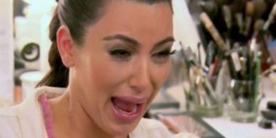 1- Kim Kardashian. Foto:Vía YouTube