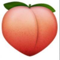 2- Empleado con connotaciones sexuales, se trata de una fruta llamada melocotón. Foto:Vía emojipedia.org