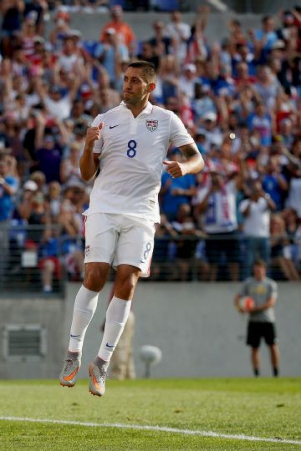 ¿Quién es Clint Dempsey? Foto:Getty Images