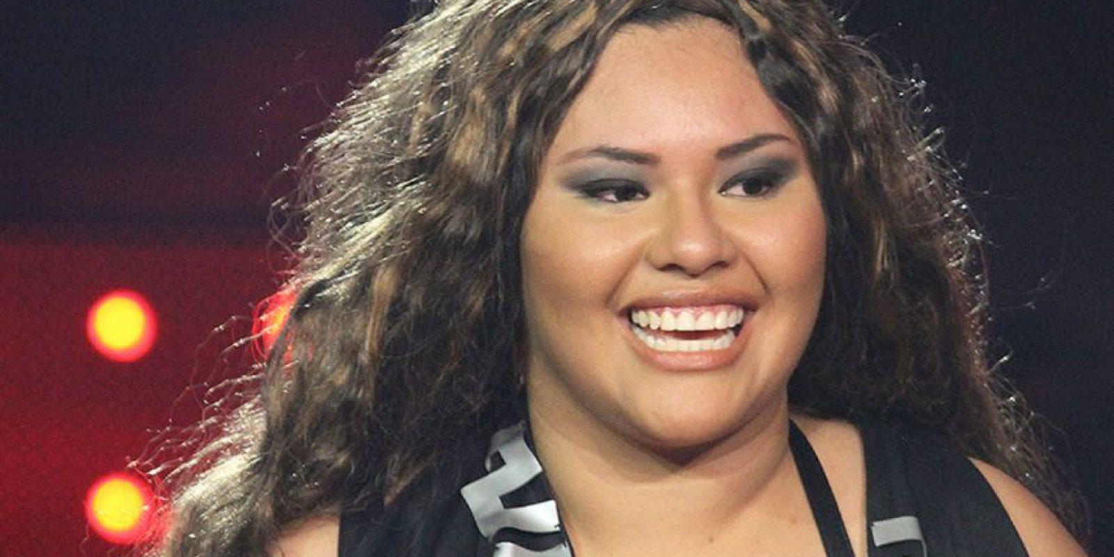 Mucho se rumorea sobre la actriz que la personifica. Foto:vía Tv Azteca