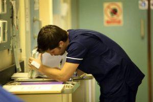 Asistente médico. El salario promedio es de 97 mil dólares. Foto:Getty Images