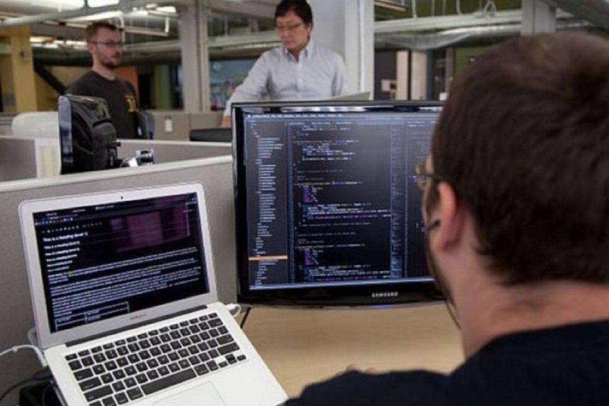 Ingeniero de Software. Su promedio anual es de 95 mil dólares. Foto:Wikipedia commons