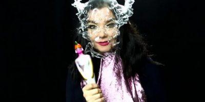 Solista femenina internacional: Björk Foto:Vía Youtube
