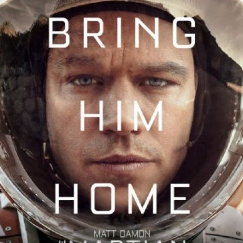 3. The Martian: disponible para renta en Itunes Foto: Fuente externa