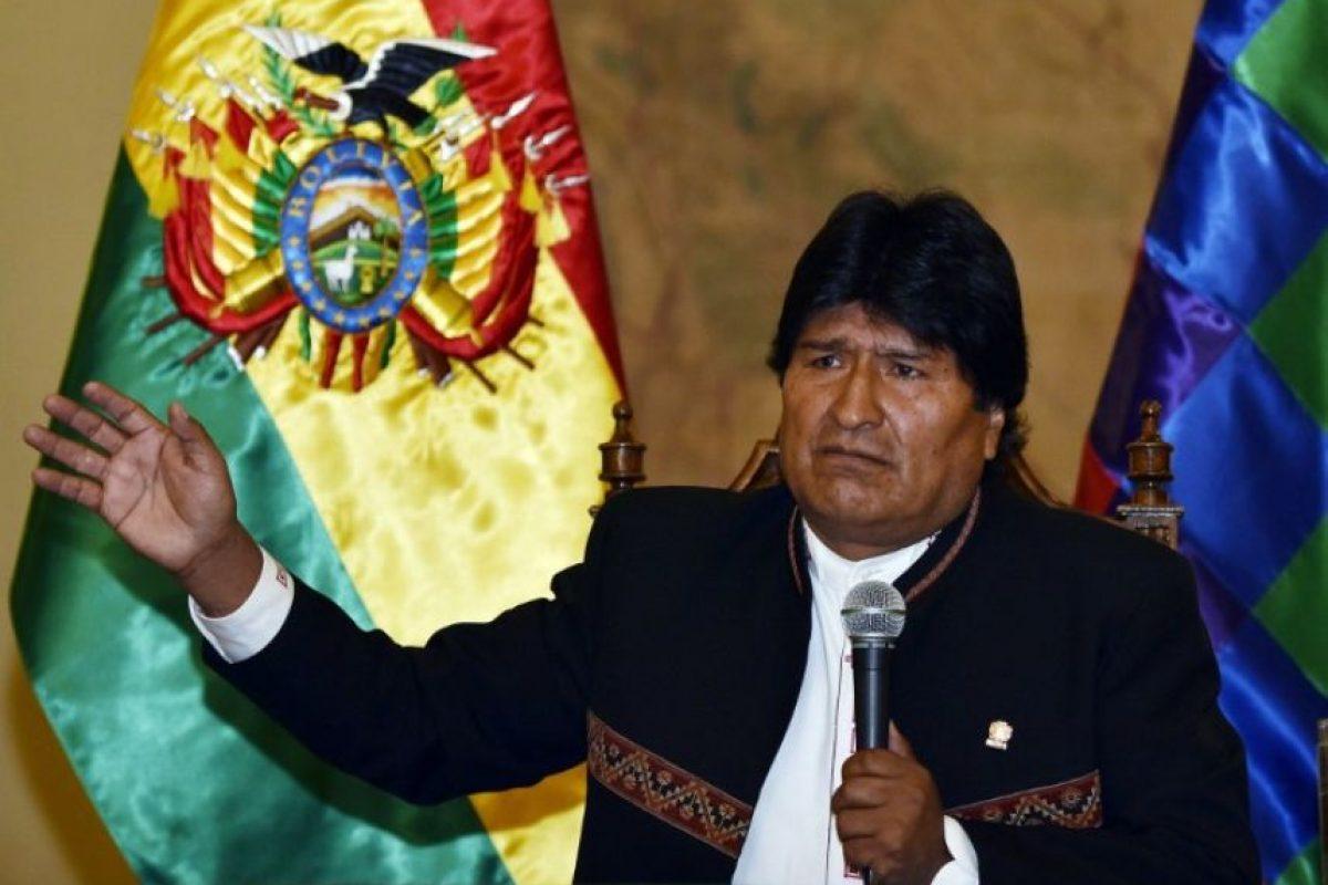 El 12 de octubre de 2014 ganó con un amplio margen las elecciones presidenciales. Foto:AFP