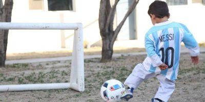 El encuentro se realizaría en el Camp Nou Foto:facebook.com/afghanistanunicef/