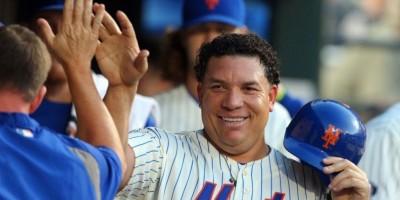Bartolo Colón contento de seguir con el uniforme de los Mets