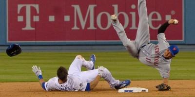 Grandes Ligas aplica cambio para deslizaje en la segunda base