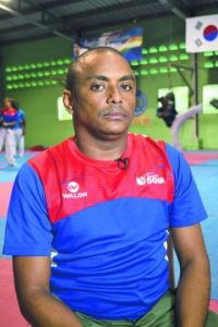 Danny Rojas, entrenador. Foto:Fuente Externa