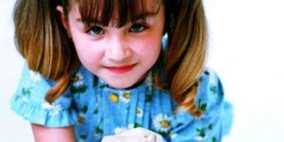 Daniela Luján antes y después Foto:Vía facebook.com/DanielaLujanOficial