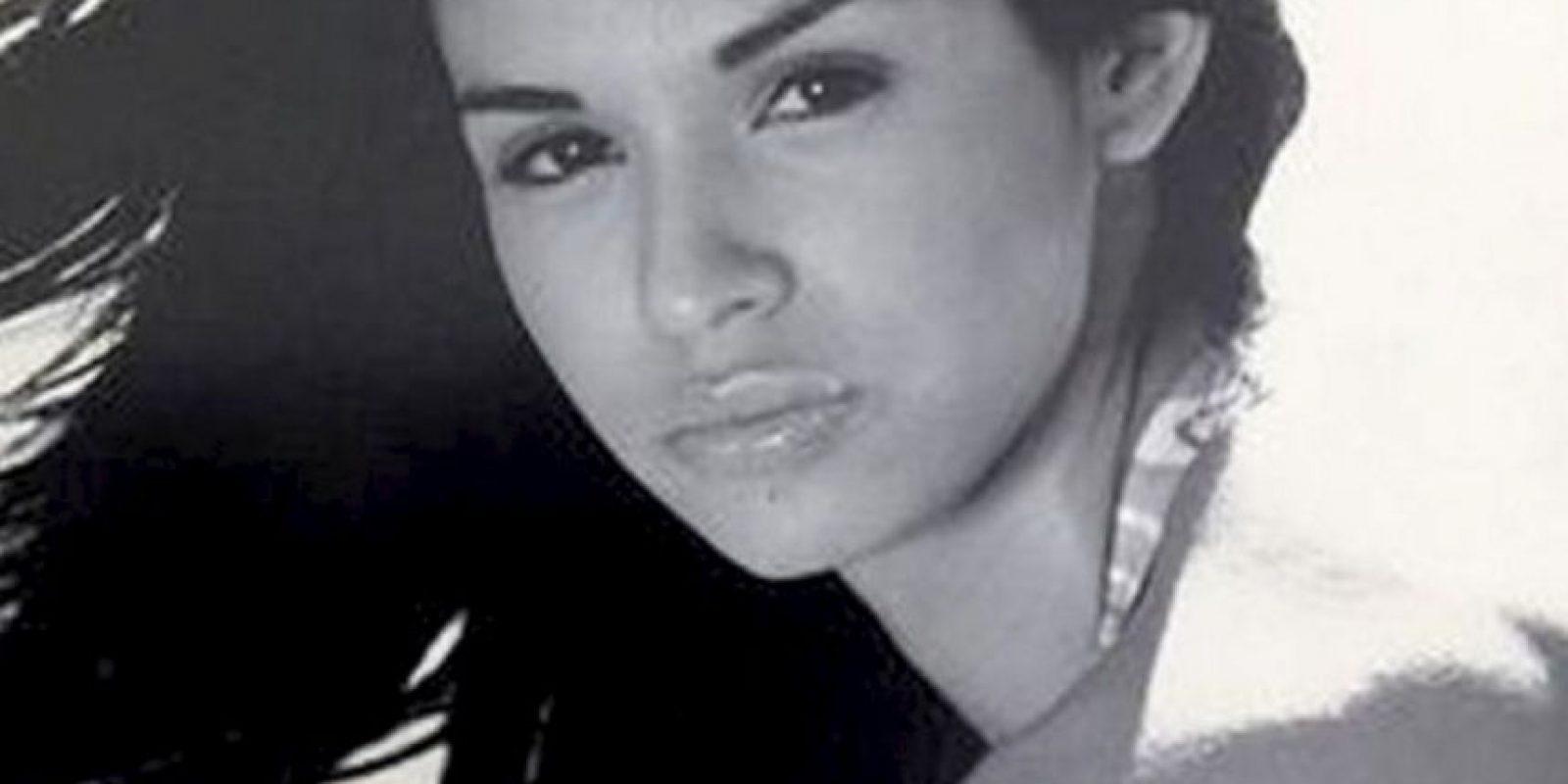11 mujeres que fueron conquistadas por narcotraficantes La joven mexicana obtuvo el título Miss Sinaloa 2008. Foto:twitter.com/huizarlaura