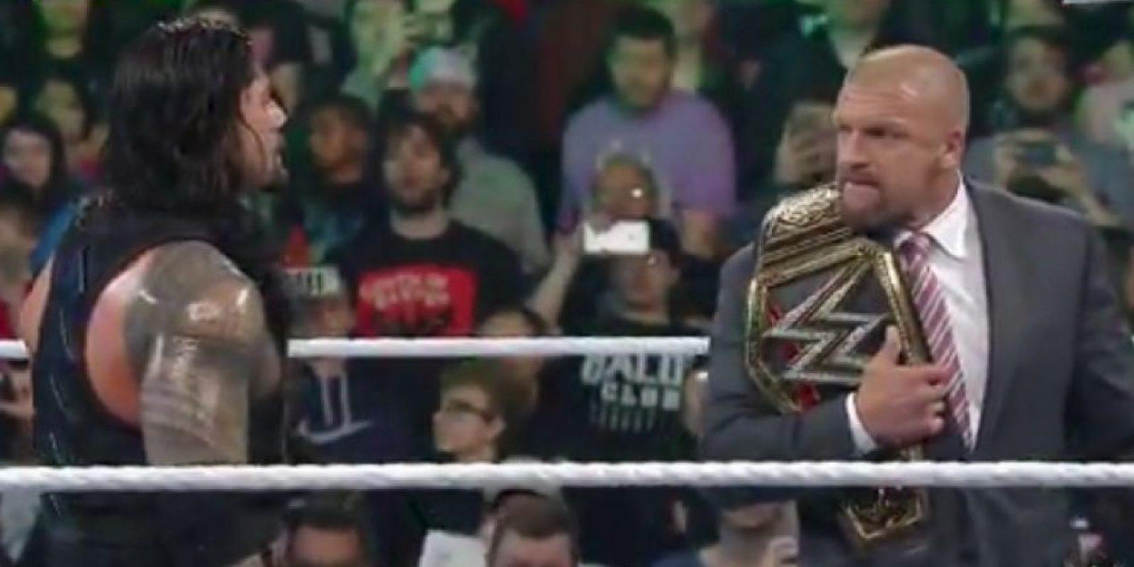 La pelea titular Foto:WWE