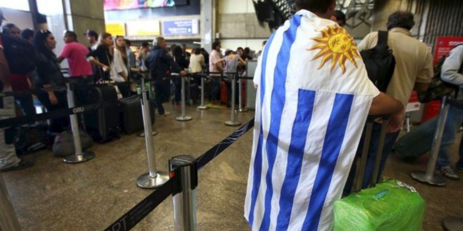 10. Uruguay. Foto:vía Getty Images