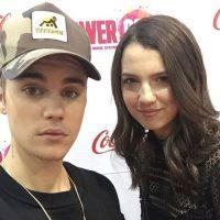 Miren con qué otros famosos convive Maya Henry: Justin Bieber Foto:Vía Instagram/@maya_henry