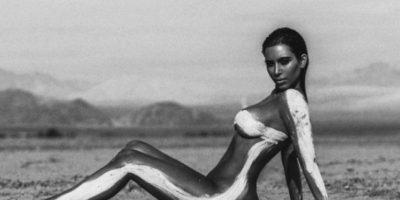 En esta foto aparece la Kim que acostumbramos ver en portadas de revistas y en Instagram. Foto:Vía instagram.com/kimkardashian