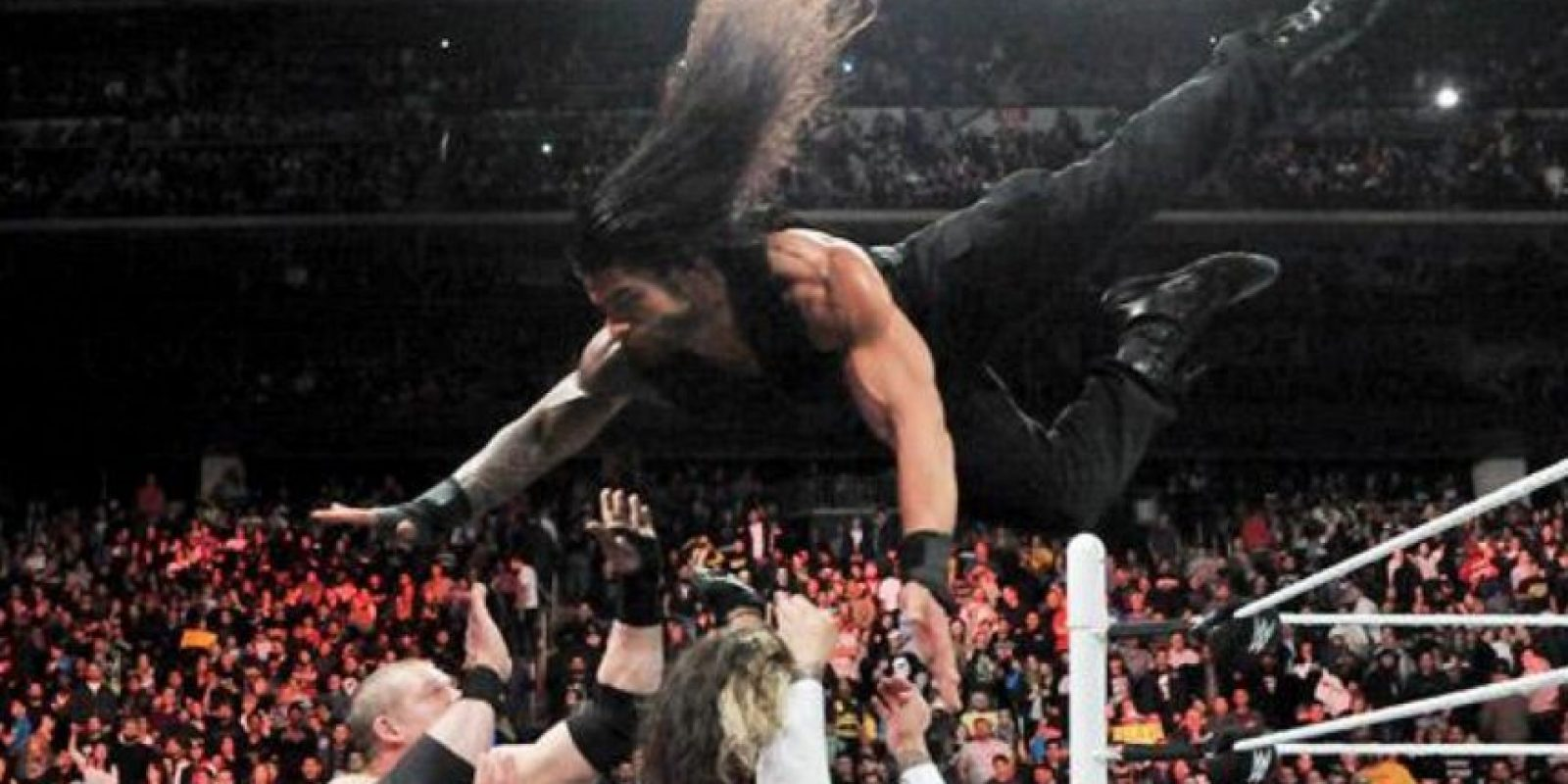 Es un luchador de 30 años Foto:WWE