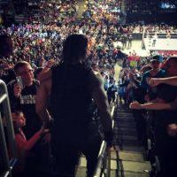 Es descendiente de samoanos Foto:WWE