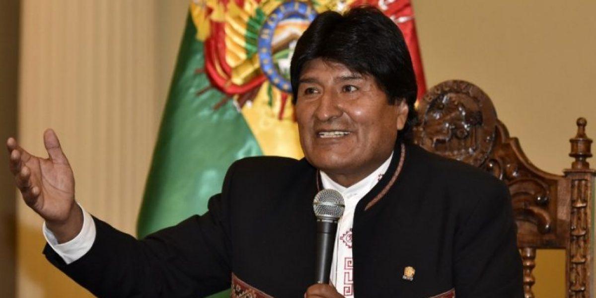 Detienen a expareja de presidente boliviano Evo Morales
