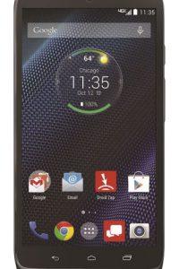 1- Motorola Droid Turbo (BN). Su batería no se puede remover, pero sí ofrece carga rápida e inalámbrica con rendimiento de hasta 24 horas con sus 3.900 mAh. Foto:Fuente Externa
