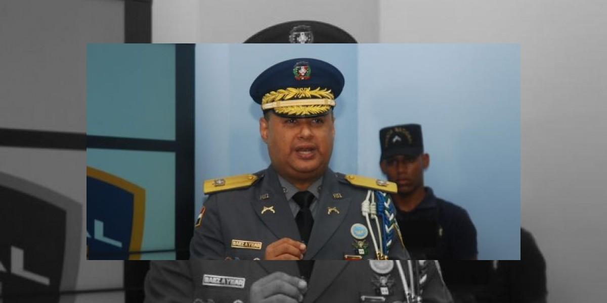 Detenido un hijo del exjefe de la Policía Manuel Castro Castillo